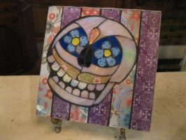 Laughing Skull by SequentialGlass