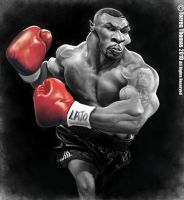 Mike Tyson by Bigboithomas84