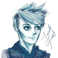 Jack Frost practice by BowieKelly
