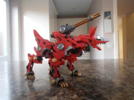 HMM Zoids - FireFox by IrishWolven