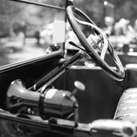 Ford Model T Interior by trevor-w