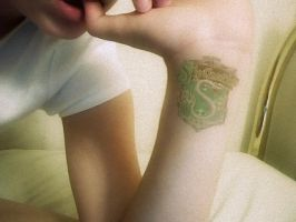 because im a slytherin by ILikeThatCHOMP