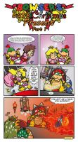 Bowser's Late Christmas Present - Part 1 by WildGirl91