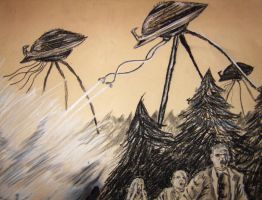 War of the Worlds by tlmolly86