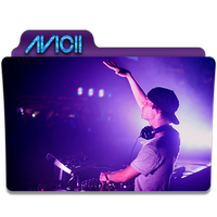 Avicii Folder Icon by gterritory