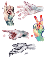 50H/50F Challenge: Hands 16-20 by TheElvishDevil