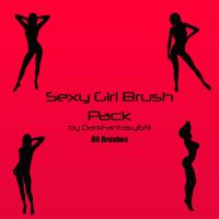 SexyGirl Brush Pack by DarkFantasy69