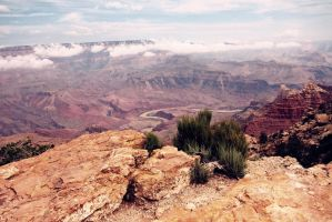 Grand Canyon by juice-teen