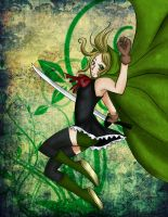 Little Green Hood by chiihime-chan