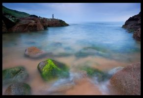 Petit Port by Justin-Simpson