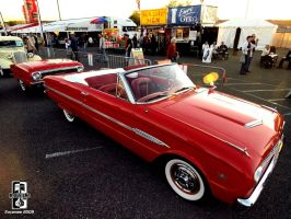 Ford Falcon and Trailer by Swanee3