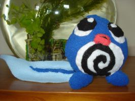 Poliwag plushie by NIGHTSandTAILSFAN