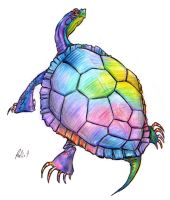 Stephn King's It - The Turtle by BrendanCorris