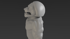 Blender Gure Competition entry: WIP by hippybro
