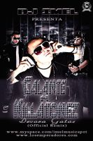 Galante n Killatonez flyer by Weslo11