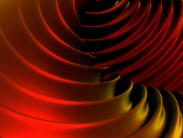 Abstract vortex 03 by zbyg