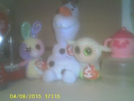 My Newest Beanie Babies by AnnieSmith