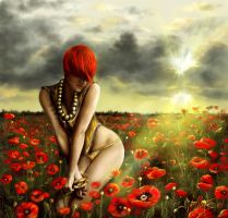 Tall Poppy Syndrome by I-Andreea-I