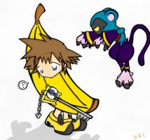 Happy Halloween v.Sora by Mioku