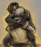 hugs for corvo by PayRoo