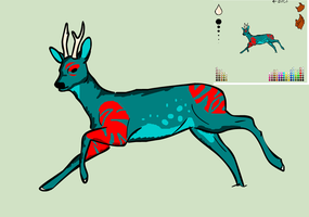 Maker Collection Deer by Lilbuddy2