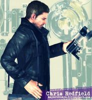 The Photographer - Chris Redfield by MayaRokuaya