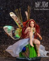 Art Deco Fairy 5Art by fairiesndreams