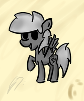 20's Cartoon Silver Charge by Silver-Charge
