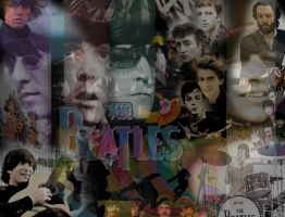 The Beatles by jlghrspm6470