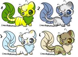CLOSED - Totterpoles Adoptables 271 by LeaAdoptables