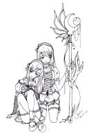 .:Loli Sisters:. by Lumiec