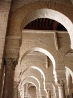 Mosque arches by Ilharess