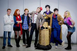 Doctor Who cosplay project 2016 by valeravalerevna