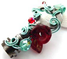 Passage Pendant no. 46 by sojourncuriosities