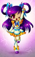Magical Girl Colored by Ani by anibunny