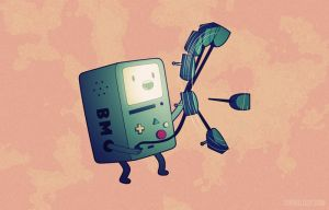 Beemo by entangle