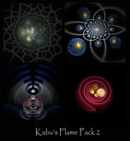 Kabuchan's Flame Pack 2 by Kabuchan