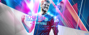 Andre Schurrle - FC Chelsea by Piotr-Designs