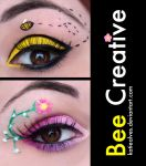 Bee Creative Eyes by KatieAlves