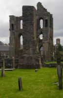 Scottish Church Ruins 2 -Stock by Sassy-Stock
