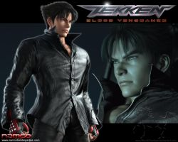 Jin Kazama BV 2011-06-11 by Blood-Huntress