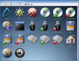 Linux Icons by klesterjr