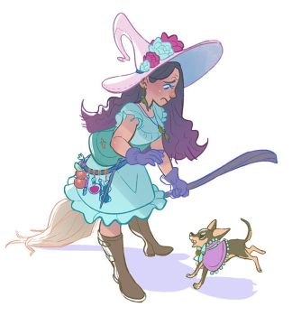 Witchsona by heartbroken-girl
