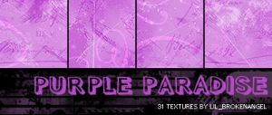 Textures - Purple Paradise by lilbrokenangel
