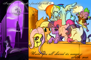 Confound These Ponies by animatrix1490