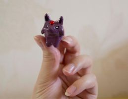 Espeon Totem by Turtle-Duck