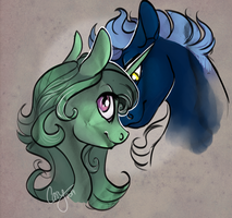 Experimental Comission 2 by CasyNuf