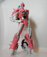 NYCC Arcee by Homicide-Crabs