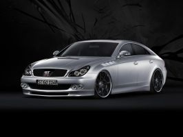 Mercedes CLS GTR by AladineSalame