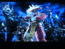 Soul Calibur V, Cervantes wins! by LightTheDragon19